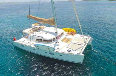 VIDEO of White House Yacht Charter Lagoon 500